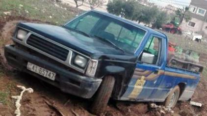 مجهولون يسرقون مركبة غاز محملة بـ 30 أسطوانة في اربد