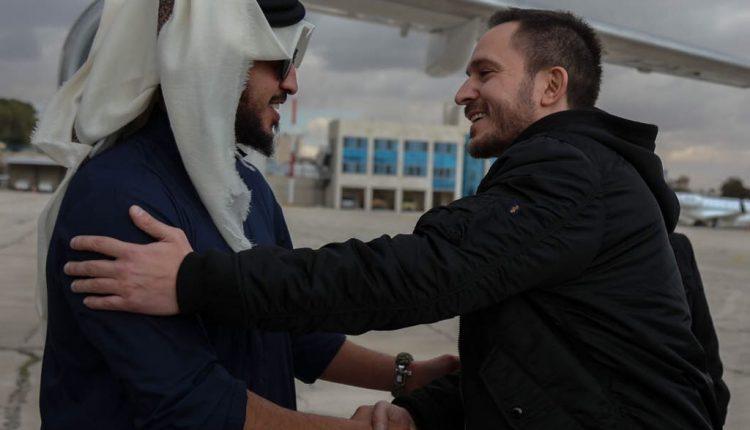 خالد بن حمد: سعداء بتواجدنا في الأردن وتطلعاتنا بنجاح جديد للبطولة