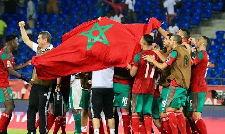 تعرف على تشكيلة المغرب استعدادا لكأس العالم 2018