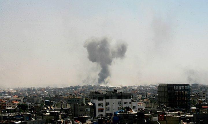اسرائيل تستعد لشن حرب على حركة حماس بغزة