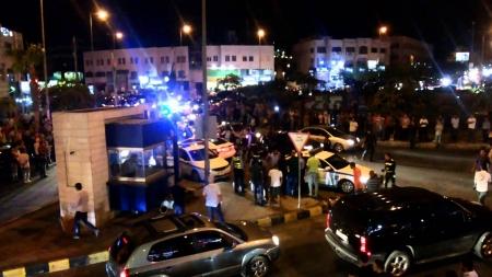 اصابة 4 أشخاص إثر مشاجرة جماعية خلف مجمع جبر بالعاصمة عمان