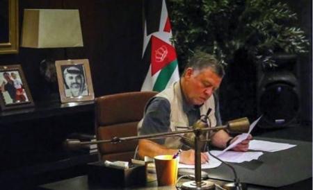 الملك يصادق على القانون المعدل لقانون نقابة المعلمين الاردنيي