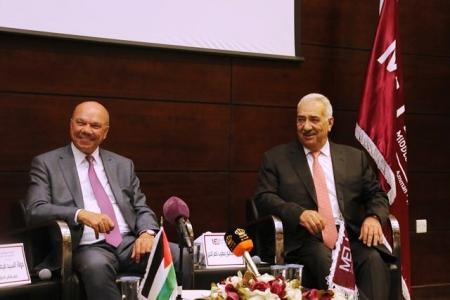 رئيس مجلس الأعيان لطلبة الشرق الأوسط : الشباب هم ثروة الوطن الحقيقية