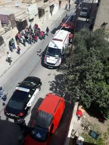 إحباط محاولة انتحار شاب طالب بالإفراج عن شقيقه لدى المركز الأمني في اربد