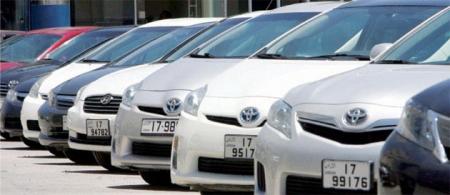 تجار و أصحاب شركات تخليص السيارات يعتصمون الاحد تحت شعار لن نجمرك