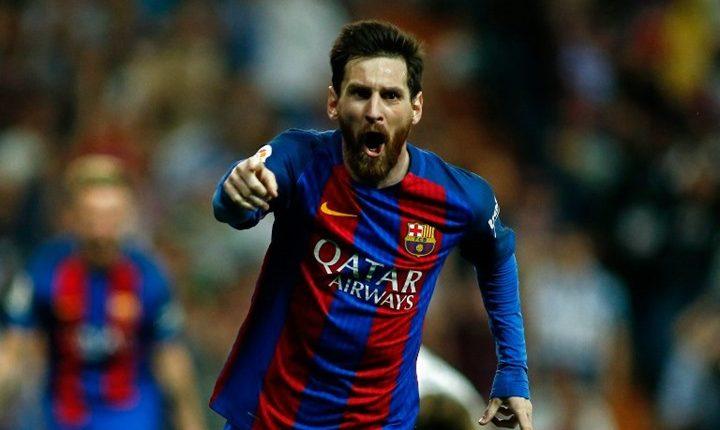 ميسي يقود برشلونة إلى ربع نهائي دوري الأبطال بثلاثية (شاهد)
