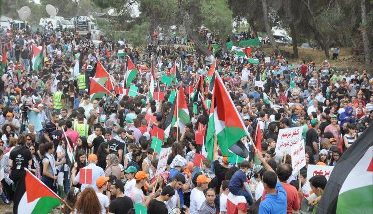 مخاوف اسرائيلية من مسيرات العودة