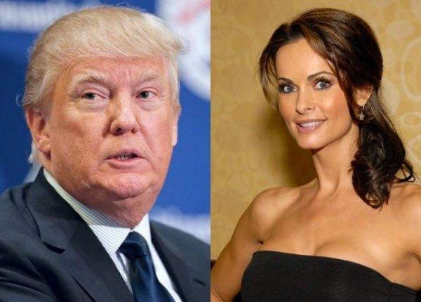 ممثلة اباحية ثالثة تتهم ترامب بإقامة علاقة جنسية معها