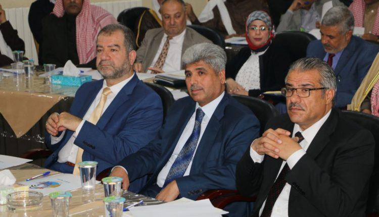 وقعت بلدية الزرقاء ومجلس محافظة الزرقاء اليوم الثلاثاء مذكرة تفاهم حول التشاركية في صناعة الخدمات.
