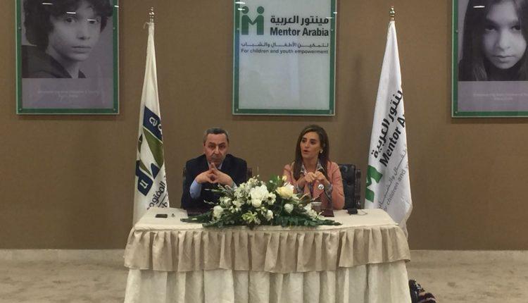 الجامعة العربية المفتوحة/ الأردن و مؤسسة مينتور العربية يوقعان مذكرة تفاهم