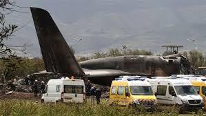 """صدمة في الجزائر إثر أسوأ كارثة طيران في تاريخها والصحافة تفتح ملف """"تقادم"""" الأسطول الجوي"""