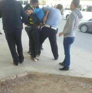 القبض على متحرش بفتاة بمنطقة دوار الداخلية في عمان
