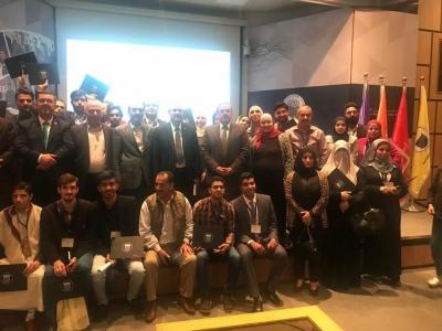 جامعة الزيتونة الأردنية تحصل على المركز الأول في الملتقى الشعري