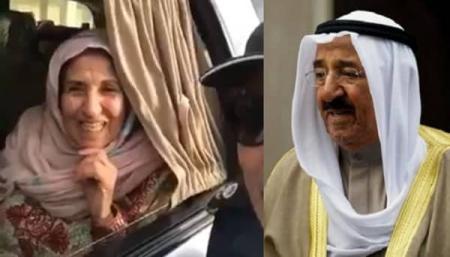 بالفيديو …السلطات السعودية تمنع دخول شقيقة أمير الكويت الشيخة العنود الصباح لأراضيها
