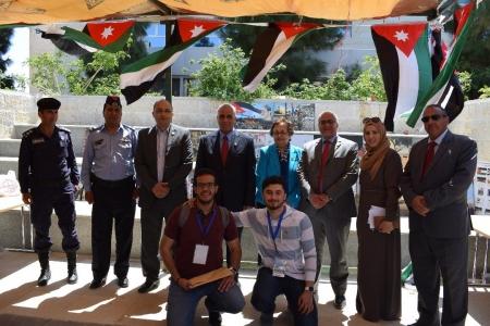 """بدء فعاليات """"أسبوع الكرامة"""" في الجامعة الألمانية الأردنية"""