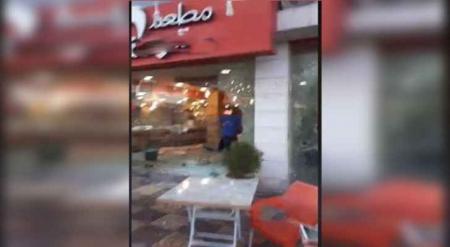ضبط 10 أشخاص اعتدوا على مطعم في إربد