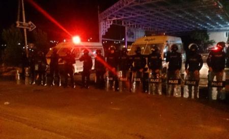 مشاجرة عنيفة في مستشفى البشير بالعاصمة عمان