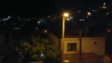 """بالفيديو… الاحتلال الإسرائيلي يعلن تعرّضه لـ""""هجوم صاروخي إيراني"""" في الجولان"""