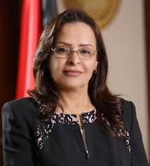 تعيين ناديا الروابدة رئيسا لمجلس ادارة شركة الاسواق الحرة