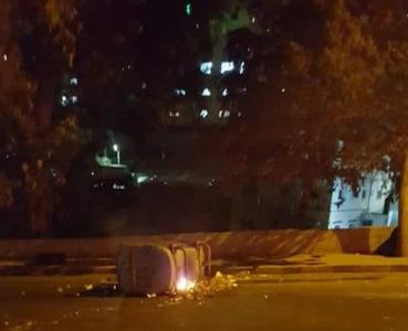لأسباب غير معروفة…اندلاع أعمال شغب في منطقة حي نزال