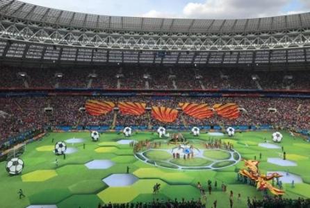 افتتاح مونديال روسيا وترقب لمباراة السعودية والدولة المستضيفة