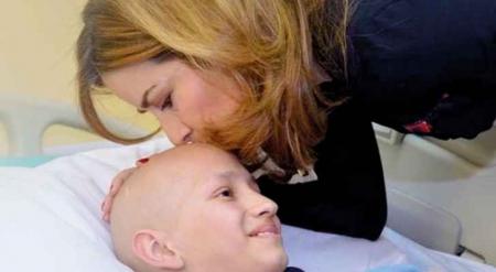 """الأميرة غيداء: من العار أن يدعي أي شخص بأن مرضى السرطان """"محكومون بالموت"""""""