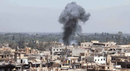 المعارضة السورية تعلن عن مفاوضات مع روسيا لاتفاق سلام في درعا