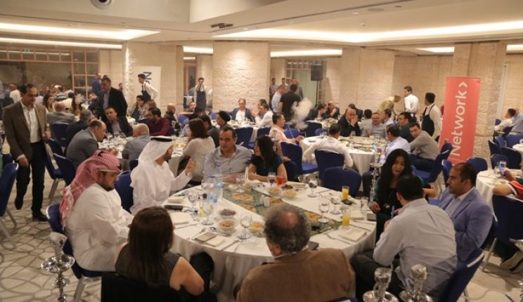 نتورك إنترناشيونال تلتقي مع شركائها ضمن عدة فعاليات رمضانية