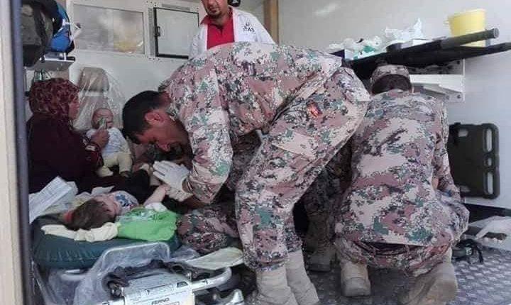وفاة نازح سوري وادخال (9) حالات حرجة لمستشفيات الصحة