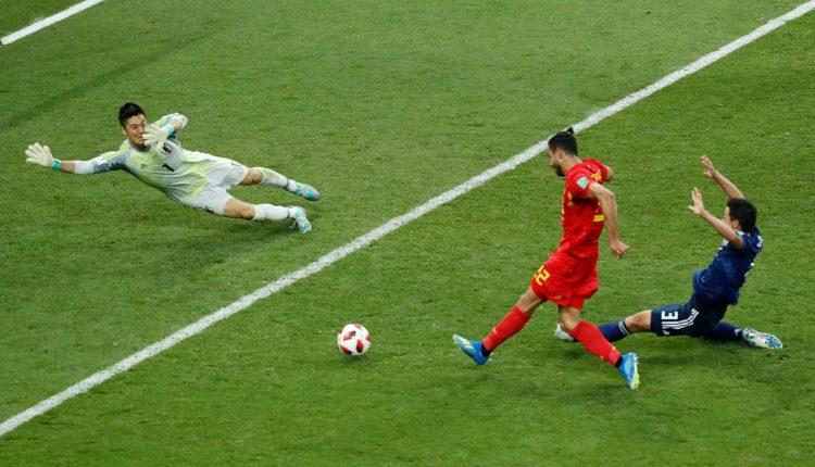 بلجيكا الى ربع النهائي بعد ريمونتادا خيالية – صور