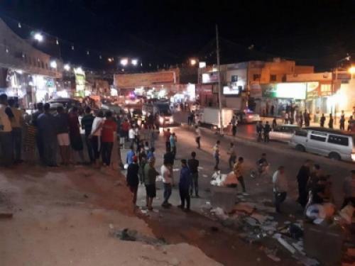 مشاجرة عنيفة تخللها استخدام للادوات الحادة وسط البلد بالعاصمة عمان