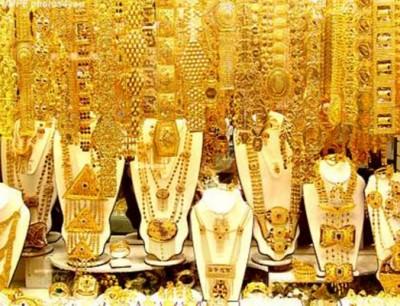 انخفاض أسعار الذهب لأدنى مستوى في أسبوعين