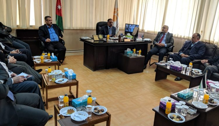 المدن الصناعية تسعى لتطوير البنية التحتية لمدينة عبد الله الثاني الصناعية