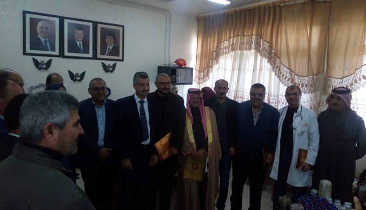 جمعية نور السما الخيرية تقيم يوم طبي مجاني في مدرسة خالد بن وليد بلواء ذيبان