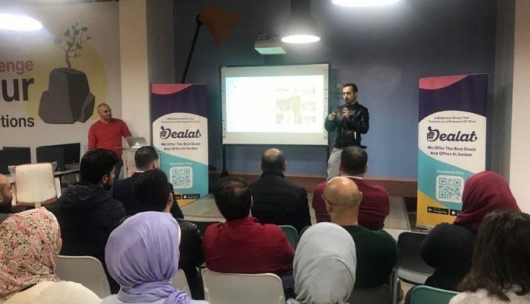 Orange الأردن ترعى إطلاق تطبيق مشروع Dealat في منصتها لتسريع نمو الأعمال BIG