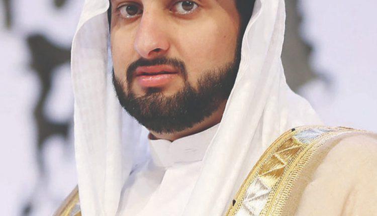 أحمد بن محمد يرحب بالمشاركين في ملتقى الإبداع الرياضي العاشر