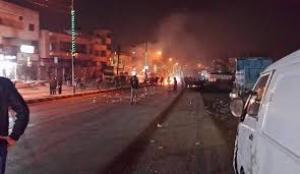 اصابة شخص بالطعن أثر مشاجرة جماعية في الشونه الشمالية