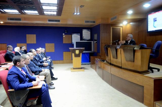 مجلس جامعة عمان الأهلية يقر التقرير السنوي لعام 2017-2018 والخطة الإستراتيجية للجامعة للأعوام 2019 – 2023
