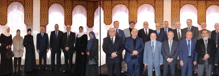 البنك الإسلامي الأردني يواصل تكريم متقاعديه