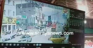 فيديو قلّاب يثير الذعر بين المواطنين في عجلون