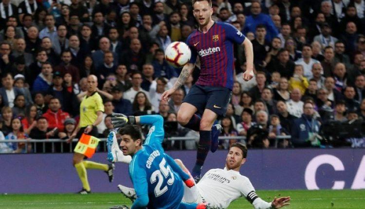 هدف راكيتيتش يمنح برشلونة فوزا جديدا على ريال مدريد