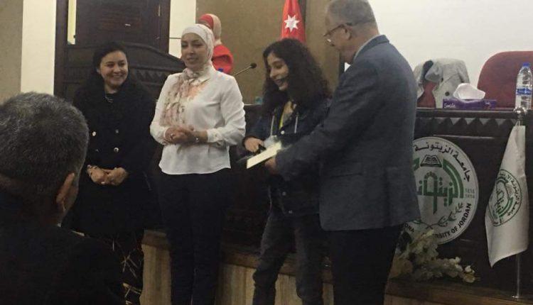 طلبة الجامعة الأميركية في مادبا يحققون نجاحات على مستوى المملكة في القصة العربية القصيرة.