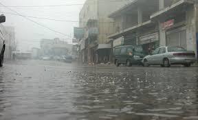 طقس العرب : يحذر من المنخفض الجوي الذي يؤثر على المملكة يومي السبت والاحد