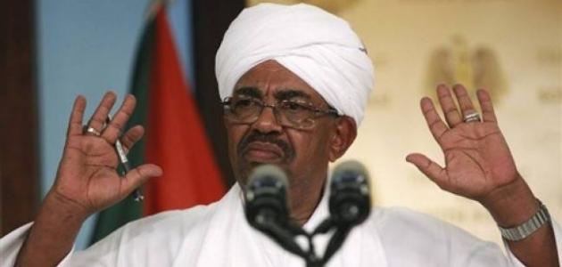 """عاجل : السودان .. انباء عن تنحي الرئيس البشير .. """"تفاصيل"""""""