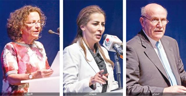بدعم من جامعة عمان الأھلیةوالسوید والاتحاد الأوروبي … الرأي واليونسكو تحتفلان بالیوم العالمي لحریة الصحافة