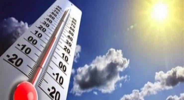 """موجة حارة تؤثر على المملكة مُنتصف الأسبوع المقبل .. """"تفاصيل"""