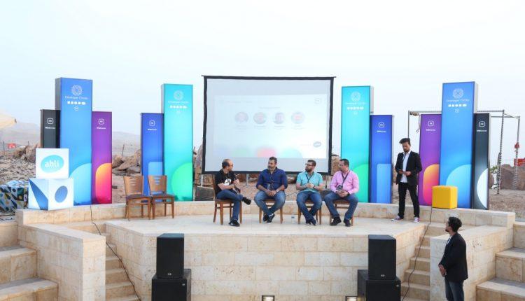 """البنك الأهلي """"شريك الابداع"""" لمؤتمر فيسبوك للمطورين F8 meetup 2019"""