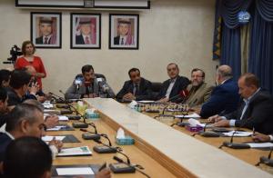 اللجنة الإدارية النيابية تجتمع لمناقشة استعدادات موسم الحج