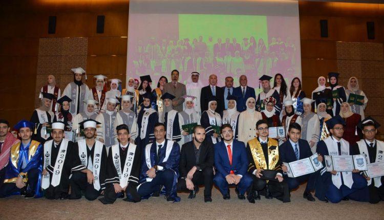 عمان الاهلية ونقابة المهندسين الاردنيين تكرمان في الكويت الطلبة الاردنيين المتفوقين في الثانوية العامة
