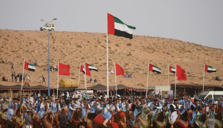 """للعام السادس على التوالي الإمارات تستعد للمشاركة في """"موسم طانطان"""" بالمملكة المغربية"""